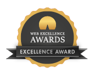 Web Excellence Award - Winner in Accessible Website category