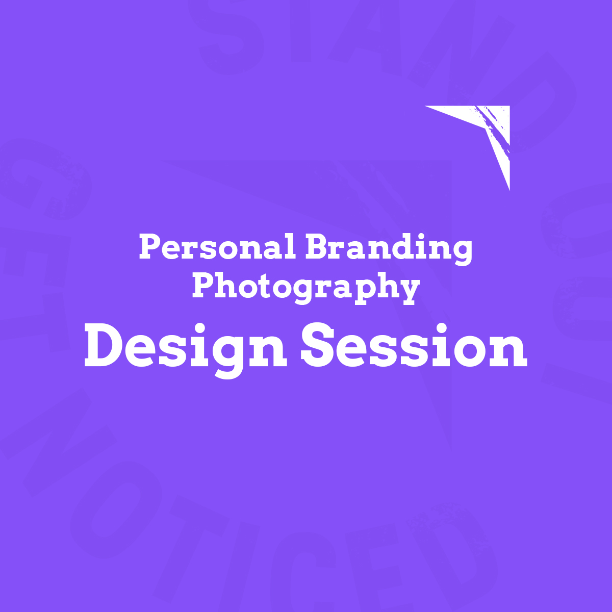 Personal Branding Photography - design session