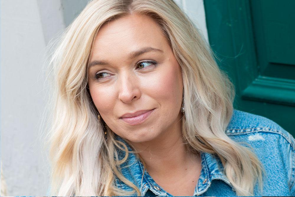 Headshot of Ellie, Season by Ellie