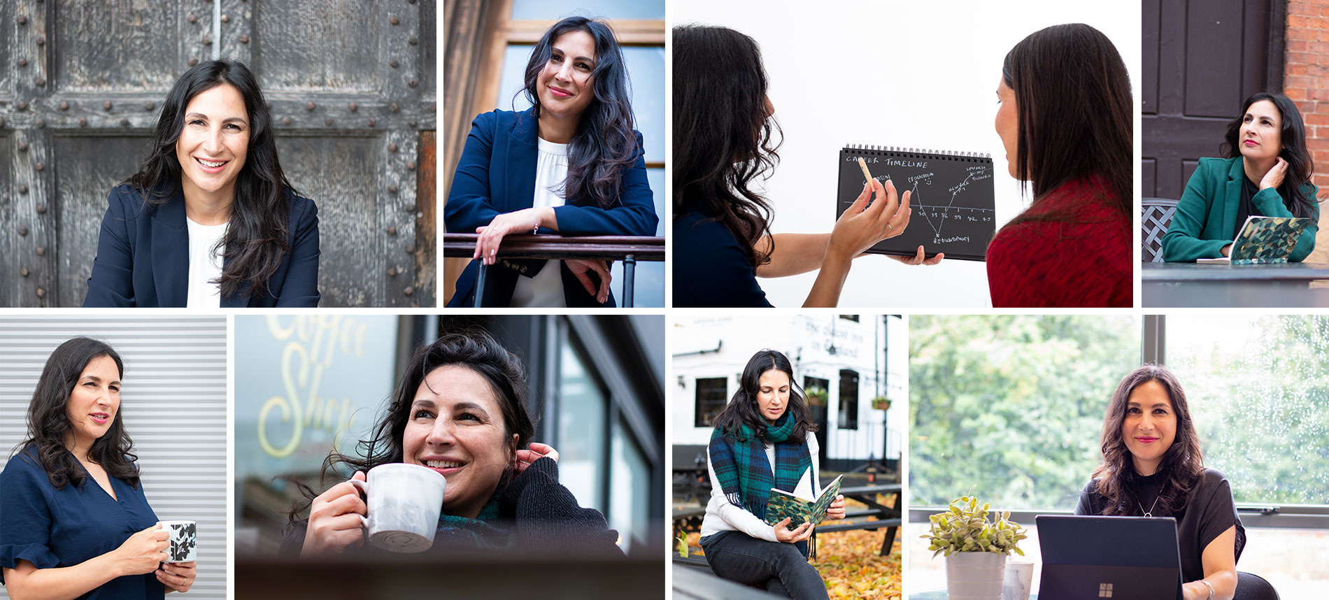 Personal Branding Photography for Life and Career Coach, Tara